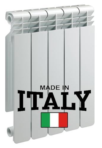 Радиаторы отопления алюминиевые Radiatori 2000