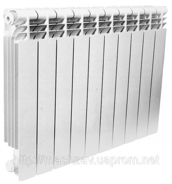 Радиаторы отопления (батареи) в Донецке. Алюминиевый радиатор ESPERADO SOLO (Испания).