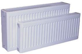 Радиаторы отопления KALDE (тип 22) Длина 500 Высота 500