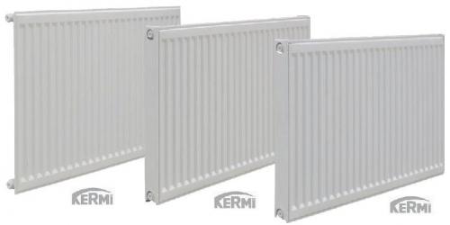 Радиаторы: стальные панельные Kermi (6-10 Атм. Пр-во Германия) цена от 600 грн