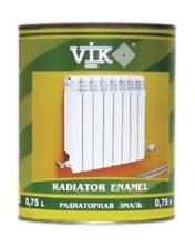 Радиаторная эмаль. Vik.