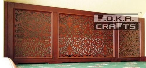 Радиаторные решетки от TM F. O. K. A. CRAFTS