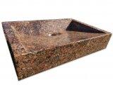 Фото  2 Раковина з червоного граніту 50 * 35 * 20 2076278