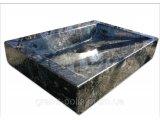 Фото  1 Раковина лабрадорит Volga blue 50 * 35 * 10 2066745