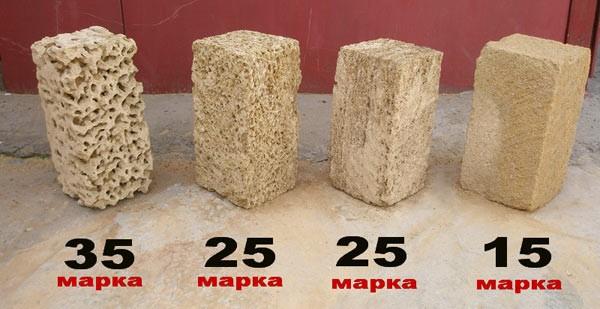 Ракушняк М20-М25