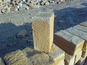 Ракушняк, ракушечник, ракушка, природный камень М25