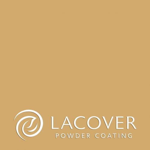 Фото  1 Порошковая полиэфирная краска Lacover RAL 1002 PE/GL 2246508