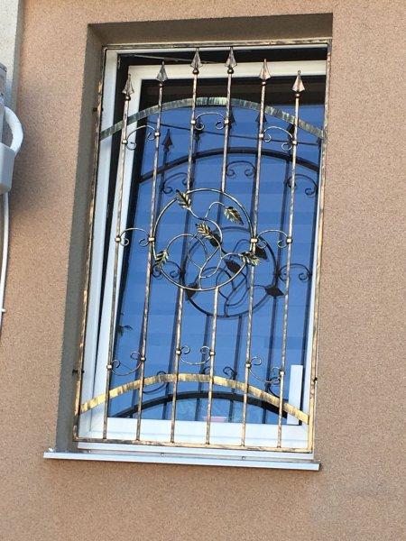 Фото 5 Решетки на окна кованые .грати на вікна. ограждения. 336330