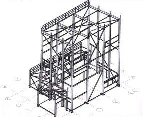 Фото  1 Расчет и проектирование металлоконструкций 1423000