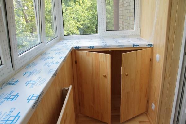 Купить тумбу для балкона 50х60х80.
