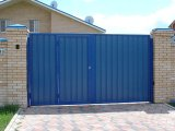 Фото 1 Ворота распашные,с калиткой внутри 331764