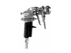 Распылитель шпаклевочный СО-123, пистолет краскопульт предназначен для нанесения шпаклёвки, побелки