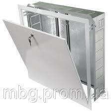 Распределительный шкаф для скрытого монтажа UP 450700-850110-160 мм, тип 1