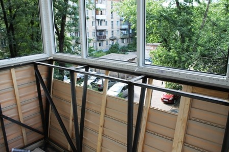 Расширение балкона стоимость