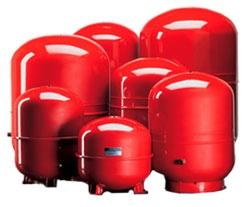 Расширительные баки и насосы для отопления