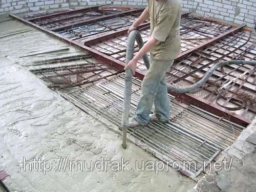 Раствор цементный М100 П-12, Доставка