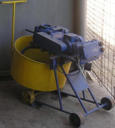 Растворомешалка РМБА-В-80-200