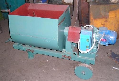 Растворомешалка РМТ-200