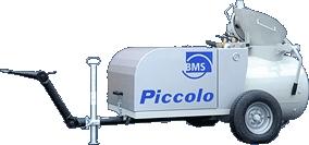 Растворонасос для приготовления и подачи цементно-песчаных растворов Воркер N 1 Piccolo.