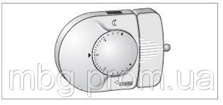 Raumatic M терморегулятор 24V, comfort
