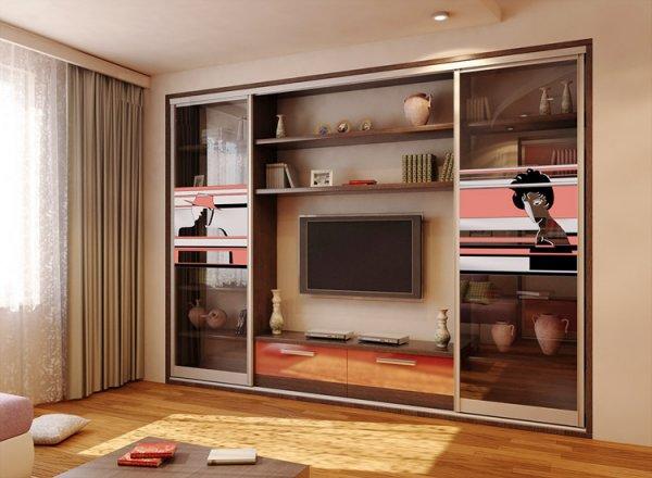 Разборка антресолей и встроенных шкафов в частном доме
