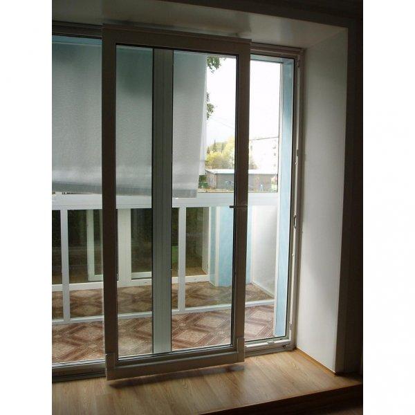 Фото  1 Раздвижная система для балкона 1444800