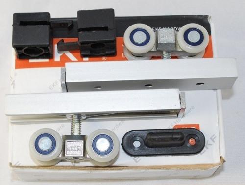 Раздвижная система EKF в комплекте с профилем 2 м