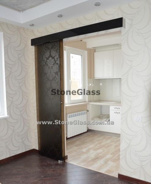 Раздвижная система S-1200 (стеклянные двери)