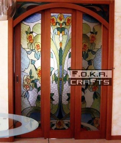 Раздвижные двери, арочные двери, в любом стиле!