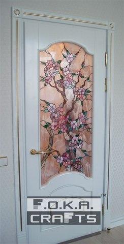 Раздвижные двери от ТМ F. O. K. A. Crafts – это легкость, изящество и надежность!