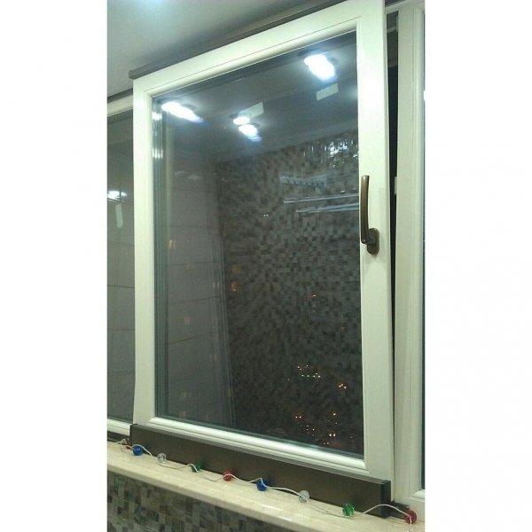 Фото  1 Раздвижное окно белое 1444812