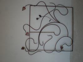 Разработка дизайна с елементами ковки, лепки, консультация.