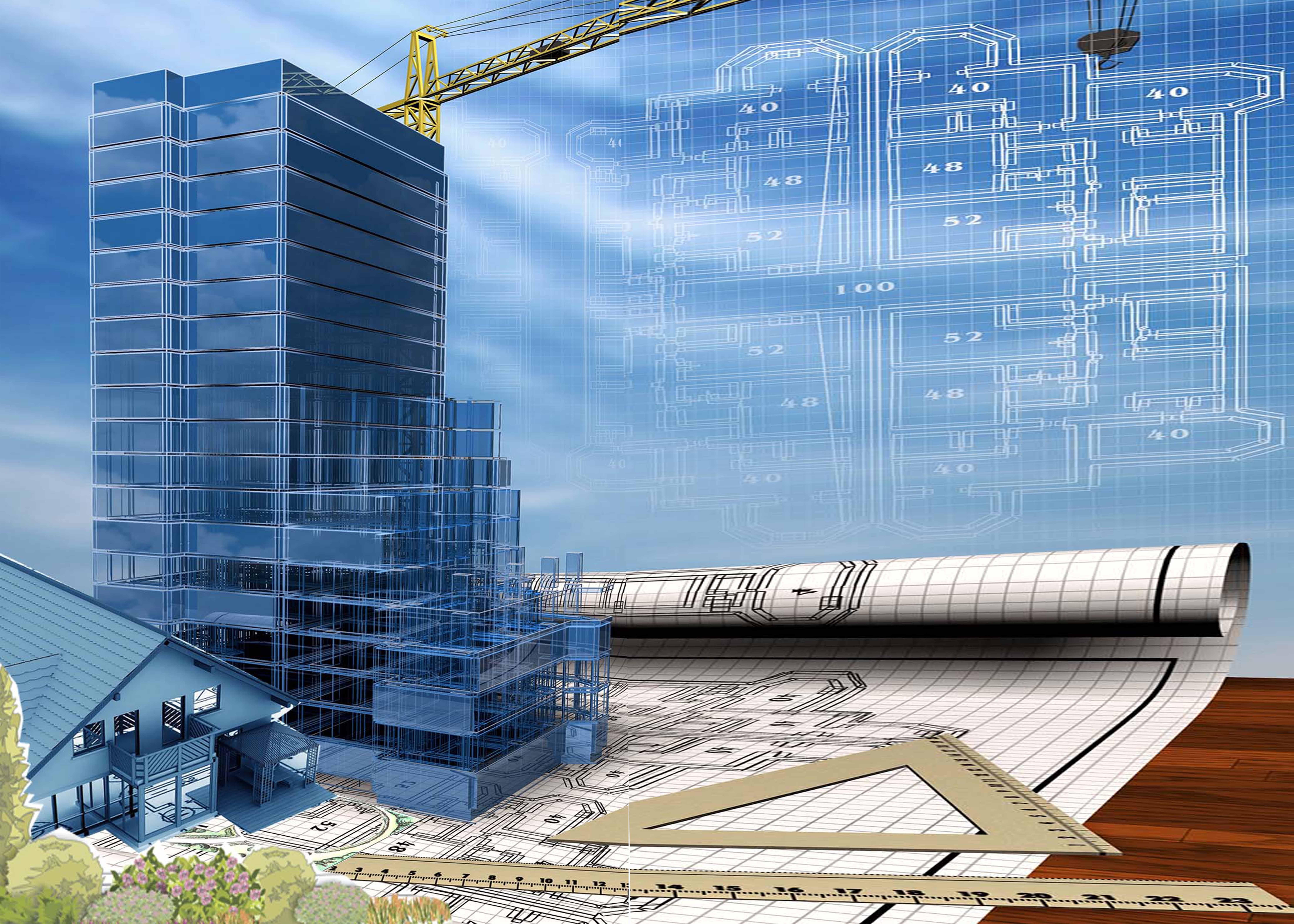 Разработка проектно-сметной документации для объектов любой сложности и назначения. Техничекий и авторский надзор.