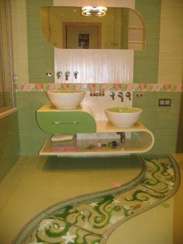 Разработка проектов для ванных комнат