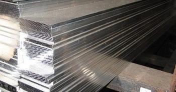 Реализуем Алюминиевая полоса анодированная АД31Т5 15х3 мм, 6м, цвет серебро