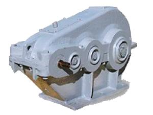 Редуктор трехступенчатый ЦТНД-500