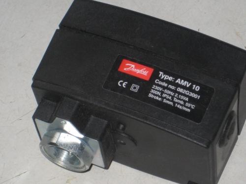 Редукторний електропривід AMV-10 230В 1 3000