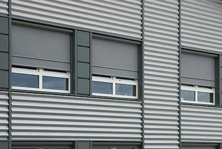 РЕФЛЕКСОЛИ-внешние рулонные шторы, эффективный оптический барьер для света
