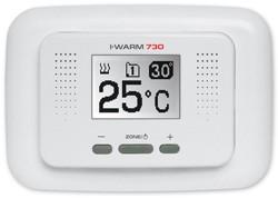 Регулятор температуры цифровой Теплолюкс I-Warm 730 двухзональный