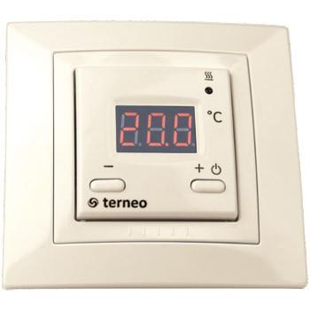 Регулятор температуры terneo st слоновая кость