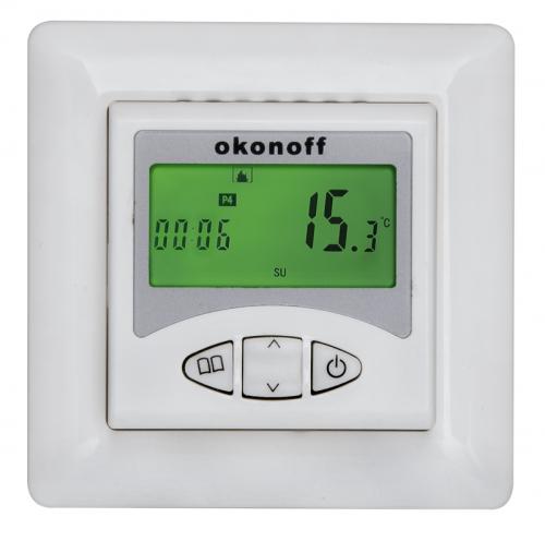Регуляторы температуры. Термостат TC 43. Гарантия 2 года. Терморегуляторы
