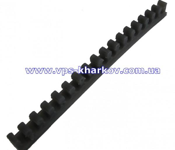 Рейка коммутационная предназначена для монтажа и коммутации проводов и кабелей