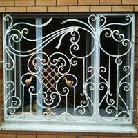 Решётки на окна (с доставкой и установкой)