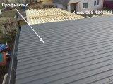 Фото  3 Укладка профнастила на готовую обрешотку крыши. Только работа. Киев 2333966