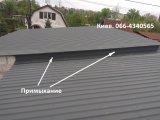 Фото  5 Укладка профнастила на готовую обрешотку крыши. Только работа. Киев 2533966