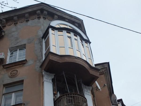 Реконструкция балконов