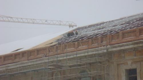 Реконструкция зданий и крыш