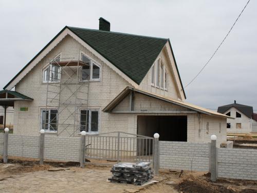 Реконструкция зданий, коттеджей, частных домов.