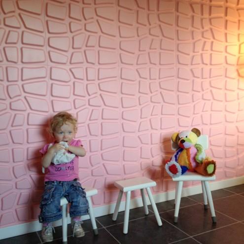 Рельефнвя панель Дендиз, 3D стены