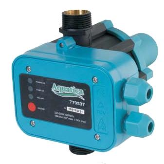 Реле давления с защитой Aquatica 779532 (гайка)